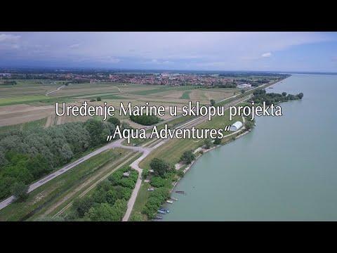 """Uređenje Marine u sklopu projekta """"Aqua Adventures"""" 2020."""