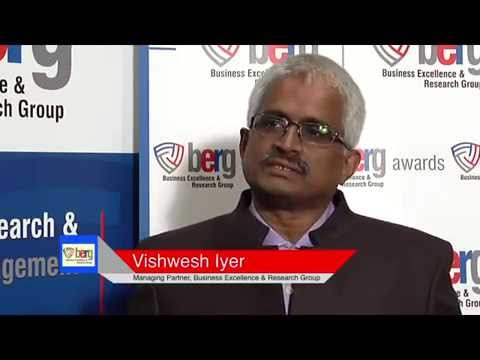 Mr. Vishwesh Iyer, Managing Partner, BERG Singapore