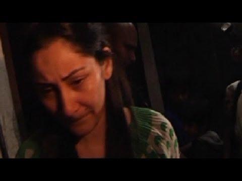 Manyata Dutt BREAKS DOWN at Policegiri SCREENING Movie Review & Ratings  out Of 5.0