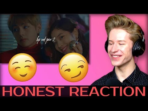 HONEST REACTION to bts & twice  moments + interactions 2