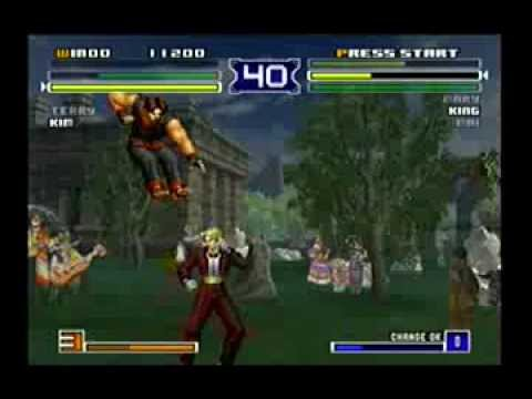 The King of Fighters 2003 Xbox