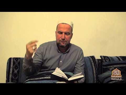 Bidayatul Hidaya 5.2 | Adab nach dem Sonnenaufgang bis zum Mittag | Ustadh Mahmud Kellner