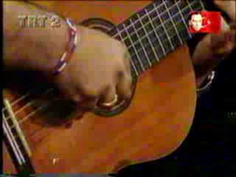 Rare Classical Guitar Video: Juanjo Dominguez-La Cumparsita
