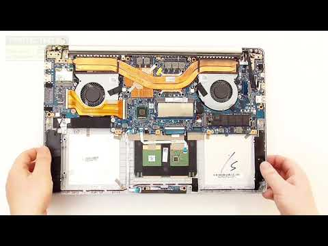 How To Remove Mainboard On Asus Ux501