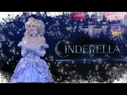 Transformation & Makeup Cinderella | Cómo disfrazarse de Cenicienta  | Look Cendrillon