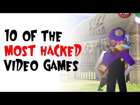 10 of the Most Hacked Video Games