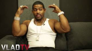 Brian Pumper: Stevie J Was on Some Funny Sh*t When I Saw Him