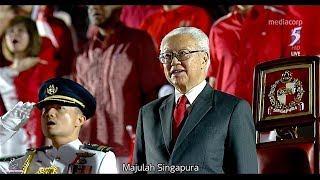 Video NDP 2017 Singapore National Anthem Majulah Singapura (Best Audio Quality) MP3, 3GP, MP4, WEBM, AVI, FLV Februari 2019