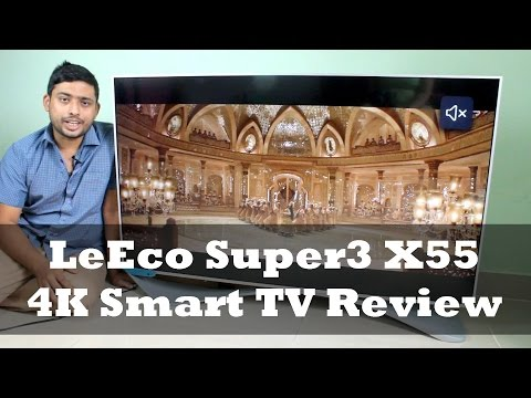 The Guiding Tech Review of LeEco Super3 X55 4K Smart TV: Worth the Price?