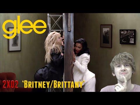 Glee Season 2 Episode 2 - 'Britney/Brittany' Reaction