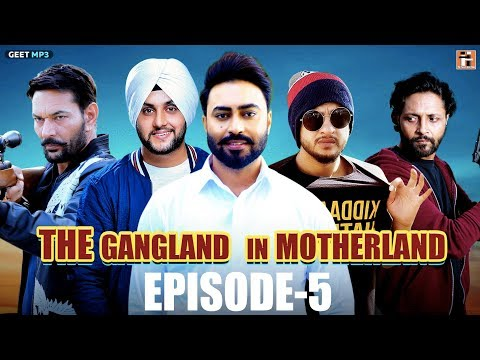 "Gangland In Motherland | Episode 5 ""GANGSTER"" 