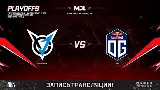VGJ.Storm vs OG, MDL Changsha Major, game 2 [Adekvat, LighTofHeaveN]