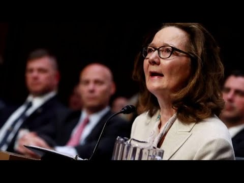 Gina Haspel confirmed as CIA director