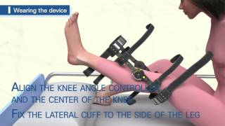 video thumbnail Fitting Control Knee Brace - ACL (OK-901) youtube