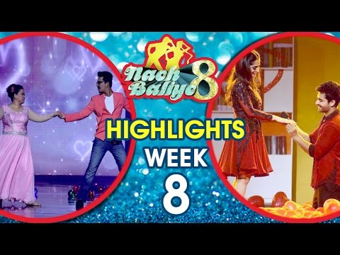 Nach Baliye 8 | Week 8 HIGHLIGHTS | Dipika-Shoaib,