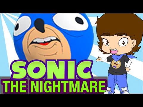 WEIRD Sonic Fan Games! (NIGHTMARE FUEL) - ConnerTheWaffle
