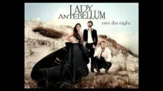 Lady Antebellum - Dancin' Away With My Heart Lyrics [Lady Antebellum's New 2011 Single] Video