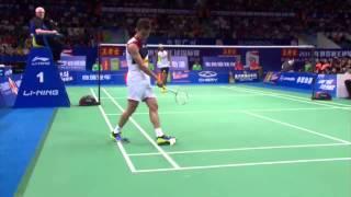 Video Chung kết giải cầu lông vô địch thế giới 2013  Lin Dan vs Lee Chong Wei 2