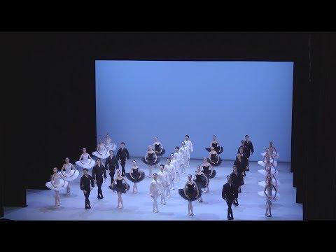 NEVER SCENE // D'une Rive à l'Autre - Gala de l'Académie Princesse Grace, un Film de Marika Mathieu