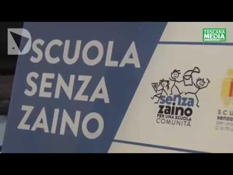 SERVIZIO - LE 130 SCUOLE TOSCANE SENZA ZAINO