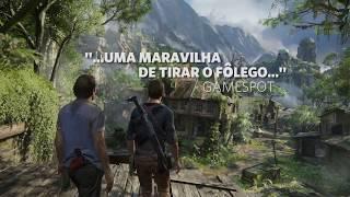 Trailer de Elogios UNCHARTED 4: A Thief`s End | PS4