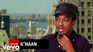 K'NAAN - VEVO News Interview