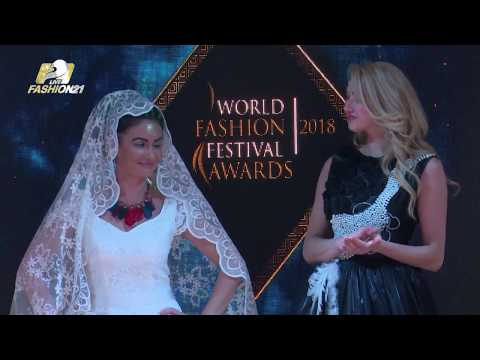 Highlights | World Fashion Festival Awards | 2018 Dubai
