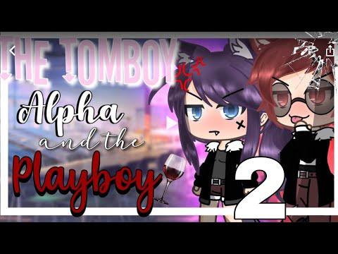 The tomboy and the playboy || PART 2 || GLMM || GACHA life mini movie ||