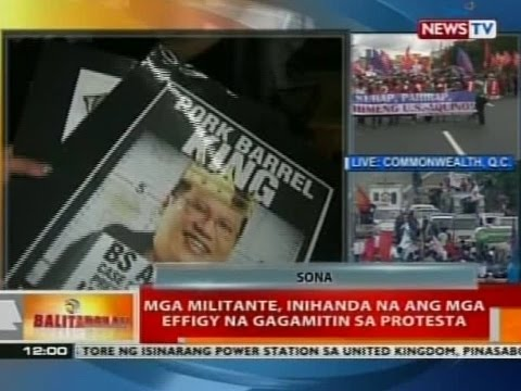 militante - Balitanghali is the daily noontime newscast of GMA News TV anchored by Raffy Tima and Pia Arcangel. It airs Mondays to Fridays at 11:30 AM (PHL Time). For more videos from Balitanghali, visit...