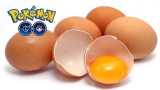 ABRIENDO UN HUEVO DE HUEVOS - Pokémon GO - Royben, pokemon go, pokemon go ios, pokemon go apk