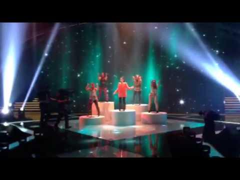 La Voz España: Ensayo de Dina