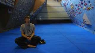 Training for climbing: Endurance with Alex Barrows by Depot Climbing Centres