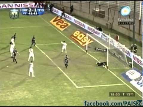 Huracán 3 - 2 Tigre (Clausura 2011)