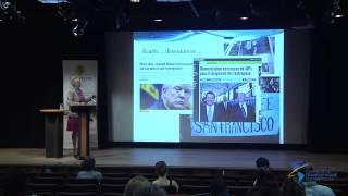 Conférencière : Chantal Beauvais, rectrice de l'Université Saint-Paul, Ottawa (Ontario)<br /> <br /> Serait-il permis de penser l'innovation sociale comme l'avènement d'une modalité politique inédite qui favorise l'instauration d'un moment éthique. Avec Jean Ladrière, philosophe belge contemporain, on peut comprendre l'innovation sociale comme médiation du politique en tant qu'instauration de la visée éthique.