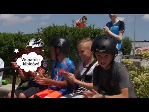 Szkółka sportów ulicznych w Lesznie