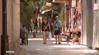Antalya Turkey  city pictures gallery : Antalya Turkey Travel Video | Holiday in Antalya | Detur