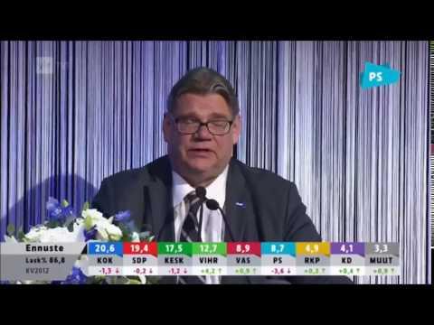 Kuntavaalit: Timo Soini servaa punavihreät tekijä: Help me to reach 1000 subs