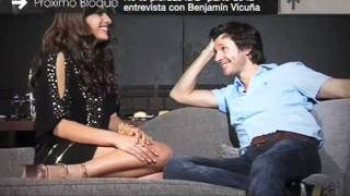 Video Benjamín Vicuña: entrevista por Pampita - Tendencia 2011 MP3, 3GP, MP4, WEBM, AVI, FLV November 2017