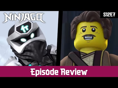 "Ninjago | ""The Cliffs of Hysteria"" Episode Review (S12E7)"