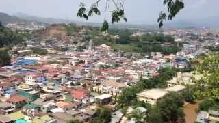 Tachileik Myanmar  City new picture : Mae Sai, Thailand and Tachileik, Myanmar