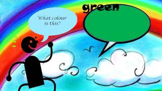 Colours with sound, Learn English