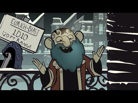 (animated) 5E D&D Eldritch Blast?