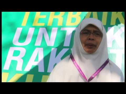 Ucapan Rayuan Undi Dr Najihatussalehah Kepada Pengundi Kuala Kangsar
