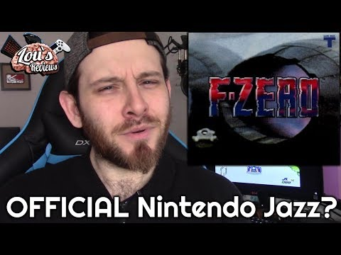 Nintendo licensed an F-Zero Jazz album - and it's incredible