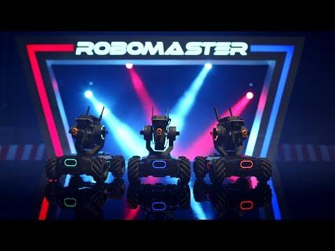 RoboMaster S1, DJI, DIY robot