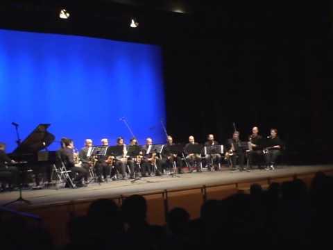 The Sosofones en el Teatro Francisco Rabal, de Pinto (16dic2013)