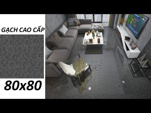 Gạch lát sàn 80x80 cao cấp hoàn mỹ|Gach lat san 80x80 giá rẻ.