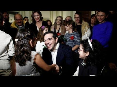 Πρωτοχρονιάτικα κάλαντα: Μήνυμα Τσίπρα για εκλογές τον Οκτώβριο…