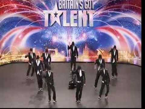 Flawless – Dance Act – Britains Got Talent 2009