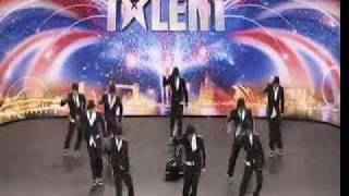 Video Flawless - Britains Got Talent 2009 MP3, 3GP, MP4, WEBM, AVI, FLV Juni 2018